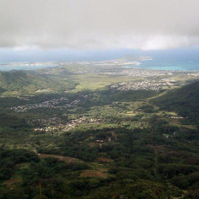 Views of Kaneohe