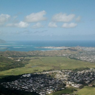 Kaneohe view