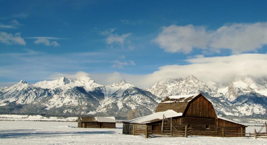 New Years in Jackson, Wyoming